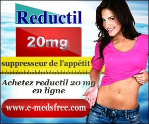 Reductil Sibutramine - suppresseur de l'appétit